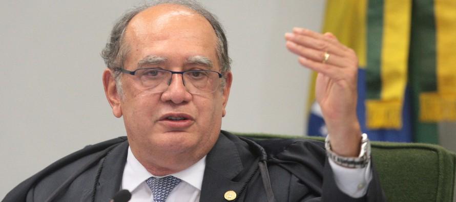 Gilmar Mendes processa Guilherme Boulos após críticas em jornal