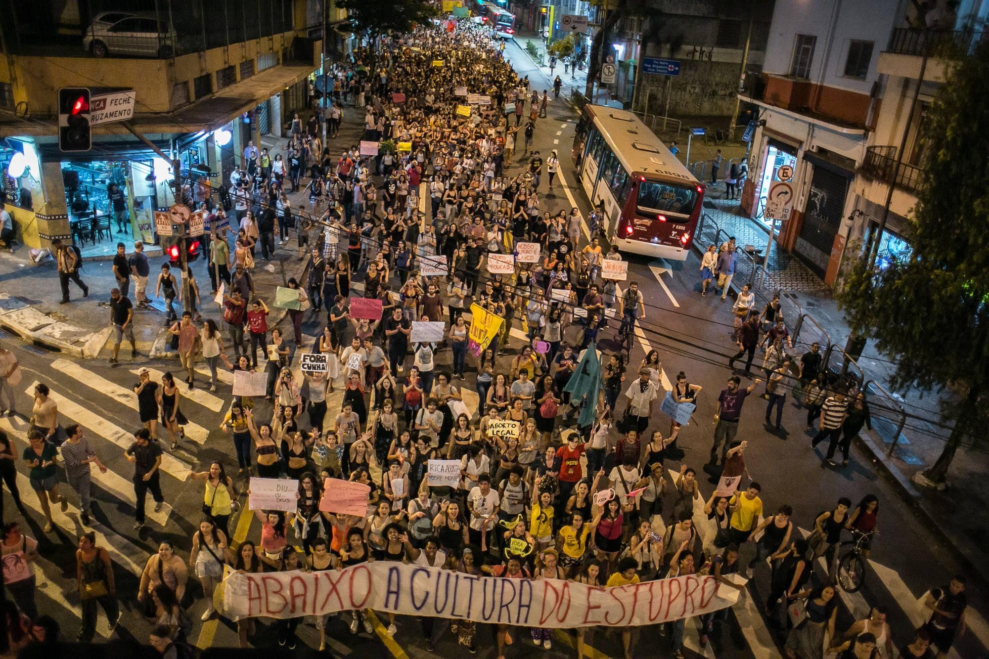 (Foto: Mídia NINJA)