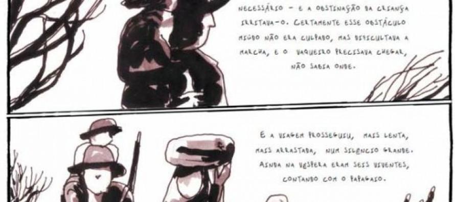 'Vidas Secas' se transforma em HQ para comemorar nascimento de Graciliano Ramos