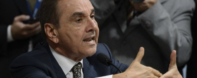 PGR pede ao STF abertura de inquérito contra senador Agripino Maia