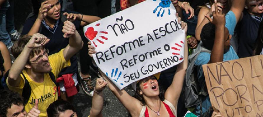 Reorganização escolar de Alckmin pode atingir 2 milhões de alunos