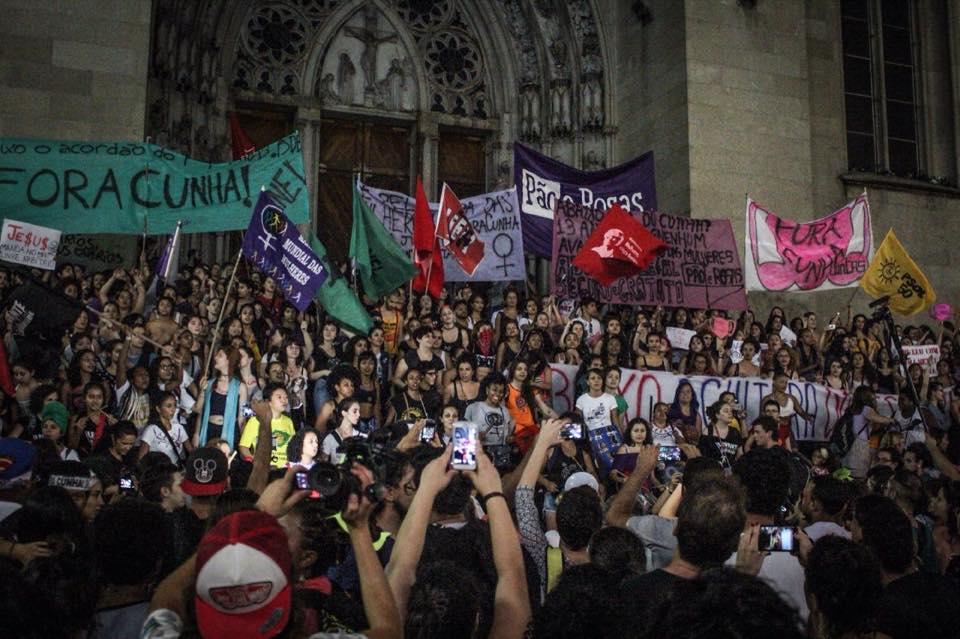 (Foto: Giovanna Consentini/Jornalistas Livres)