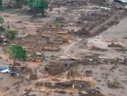 rompimento de barragens