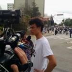 Vitor Quintiliano, porta-voz do MPL, fala sobre o ato e sobre a onda de protestos.