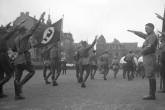 Braunschweig, Hitler bei Marsch der SA