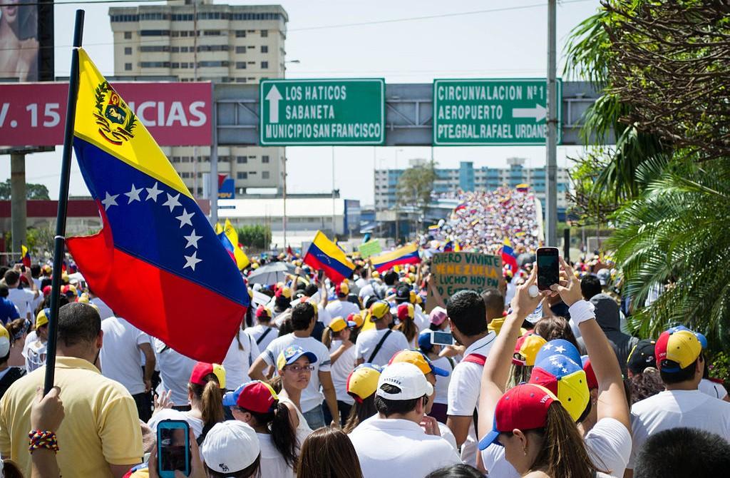 oposição venezuela