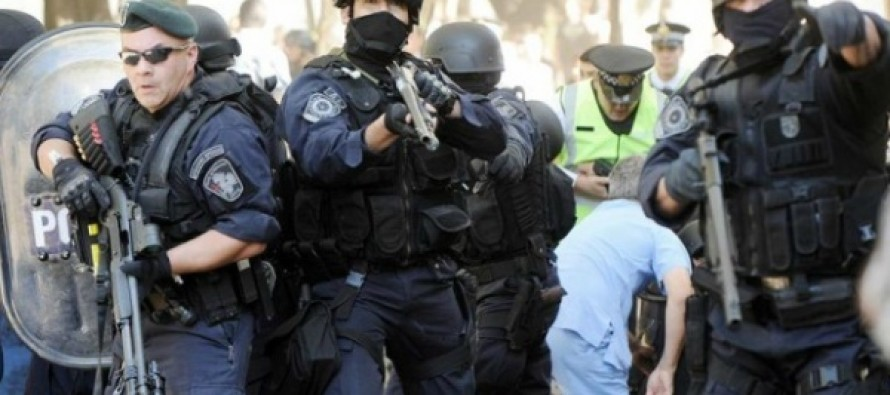 Na Argentina, Macri proíbe imprensa de cobrir manifestações