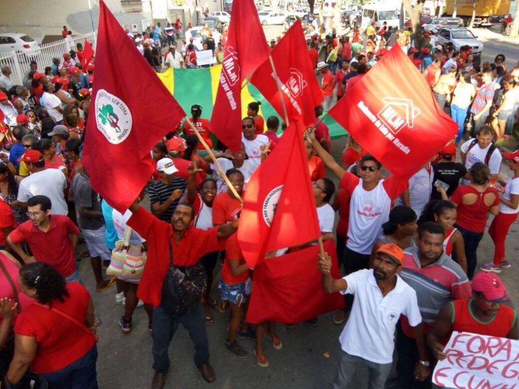 Eunápolis (BA) / Foto: Levante Popular da Juventude