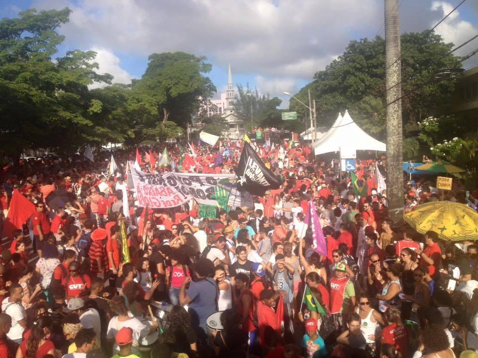 João Pessoa (PB) / Foto: Levante Popular da Juventude