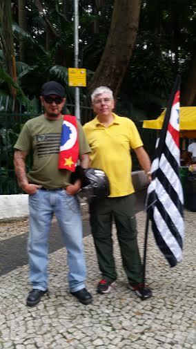 Integrantes do 'novo' MMDC. (Foto: Ivan Longo)