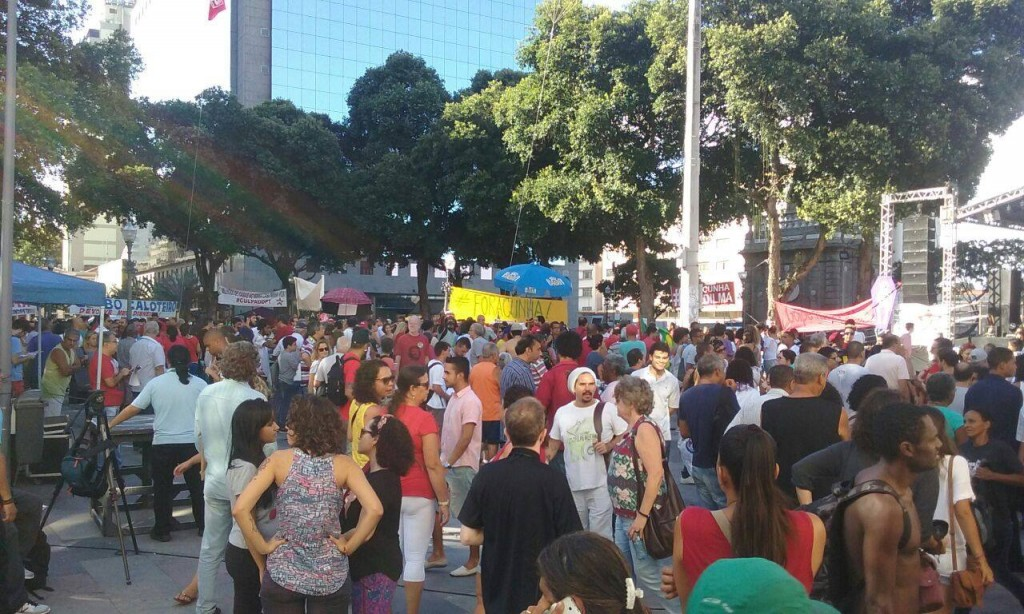 Rio de Janeiro (RJ) / Foto: MST