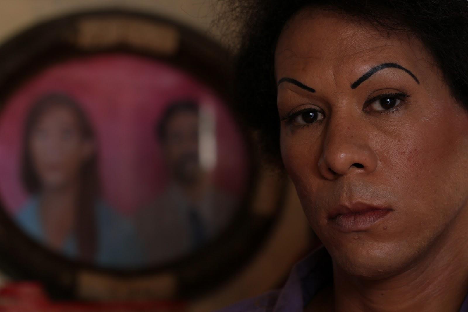 Fabio Vidal interpreta 'Joelma' - Imagem: Gabriel Trajano