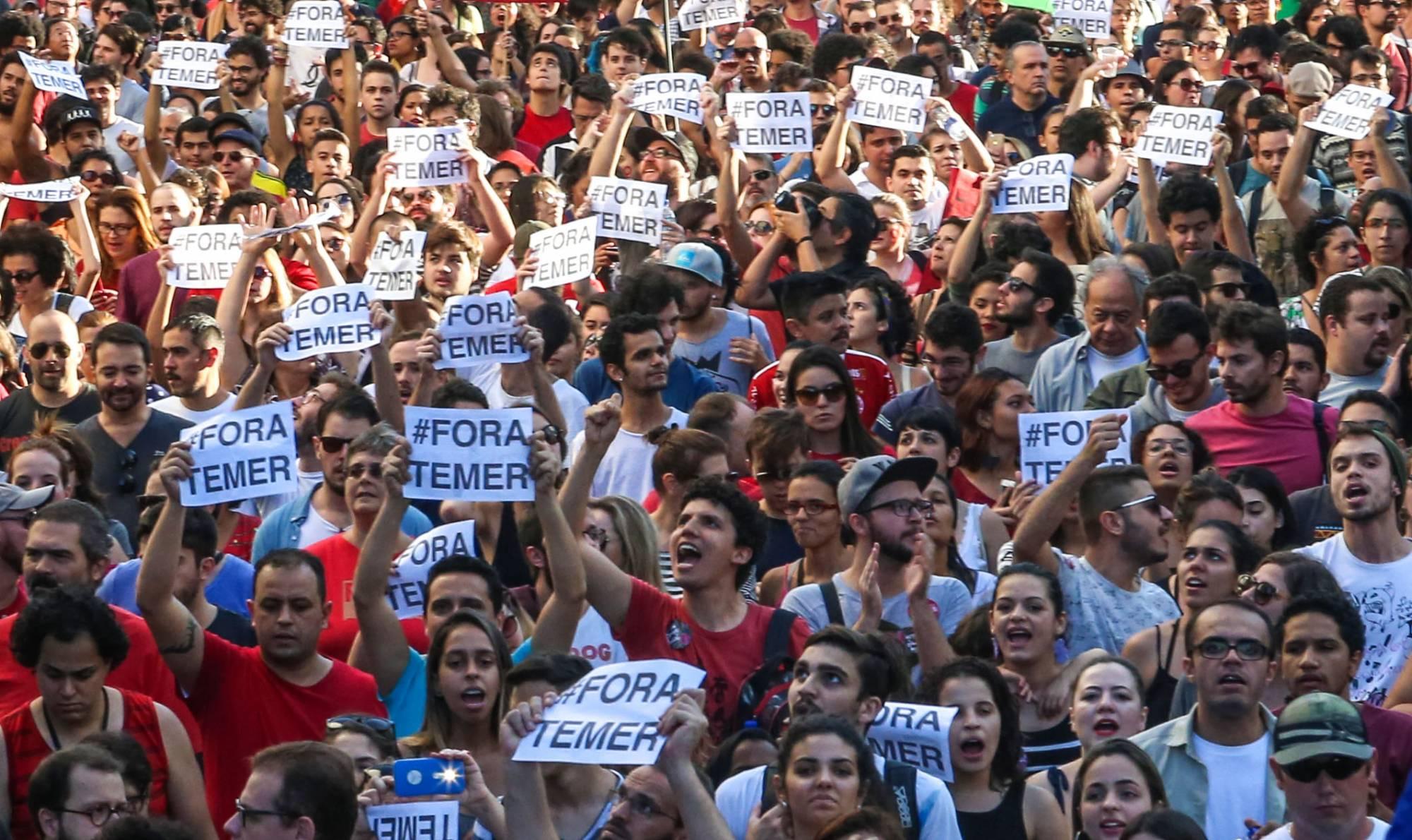 BRASILE L'impeachment di Dilma Roussef e la crisi storica del PT