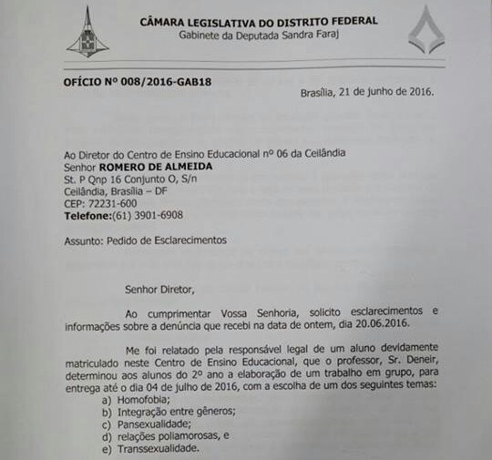Ofício-Sandra-Faraj