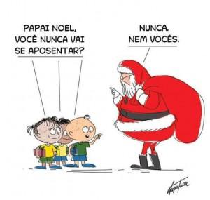 Charge Papai Noel