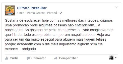 pizza machista
