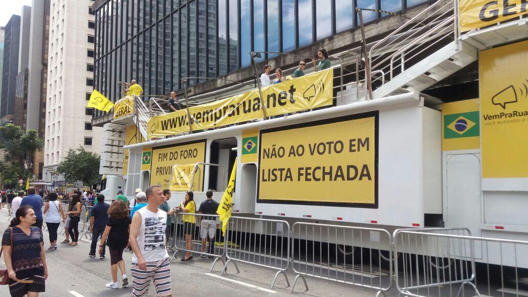São Paulo (Foto: Breno Deffanti/Rede Fórum)
