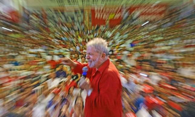 Resultado de imagem para lula eleito em primeiro turno