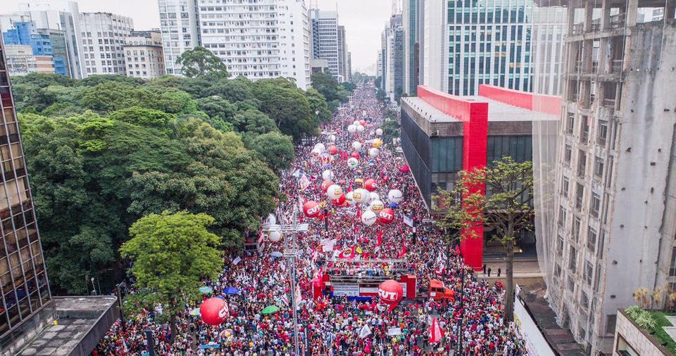 paulista 15 de marco 2017