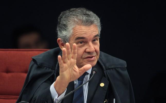"""Ministro do STF Marco Aurélio Mello diz que prisão de Lula """"viola a Constituição"""""""