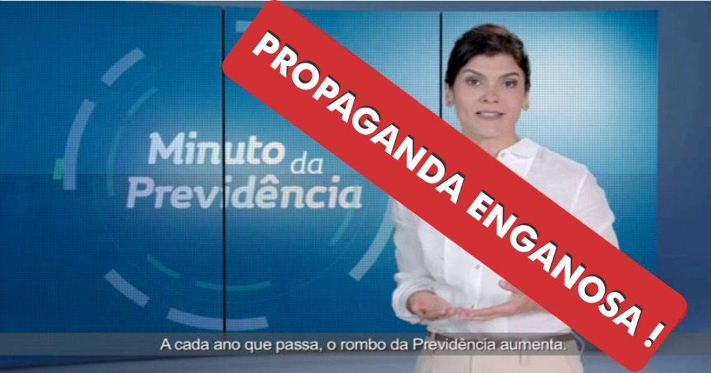 Resultado de imagem para propaganda da reforma da previdencia