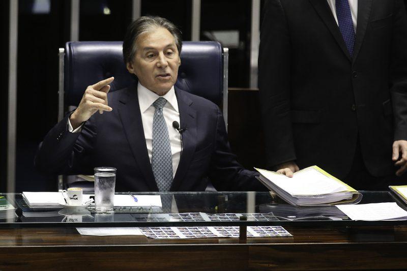 Bolsonaro declara guerra ao Congresso e cancela agendas com Eunício e Maia