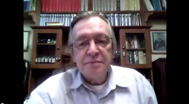 Olavo de Carvalho incentiva Feliciano a pedir impeachment de Mourão
