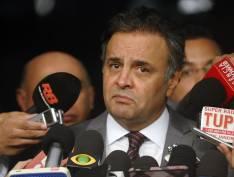 """""""Aécio f* com a gente"""", diz presidente do PSDB paulistano"""