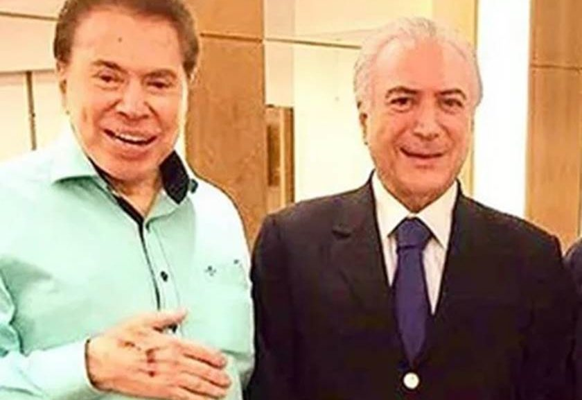 Silvio Santos estreia conta no Twitter