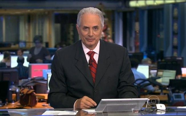 William Waack quebra o silêncio e fala sobre sua demissão da Globo