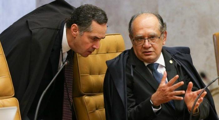 Barroso rebate críticas de Gilmar: 'Não frequento palácio'