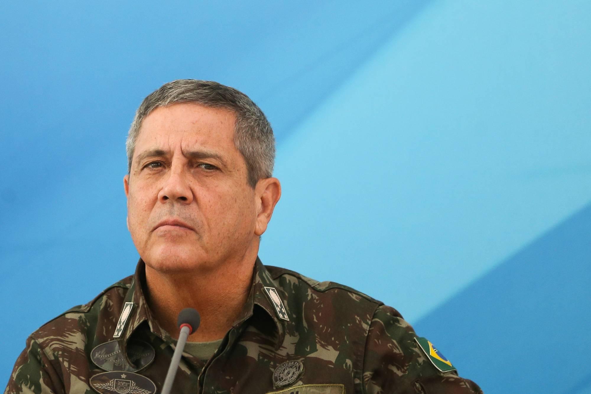 Intervenção militar no Rio de Janeiro será laboratório para o Brasil - general