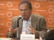 """Após defender volta de """"CPMF"""", guru econômica de Bolsonaro cancela ida a mais dois eventos"""