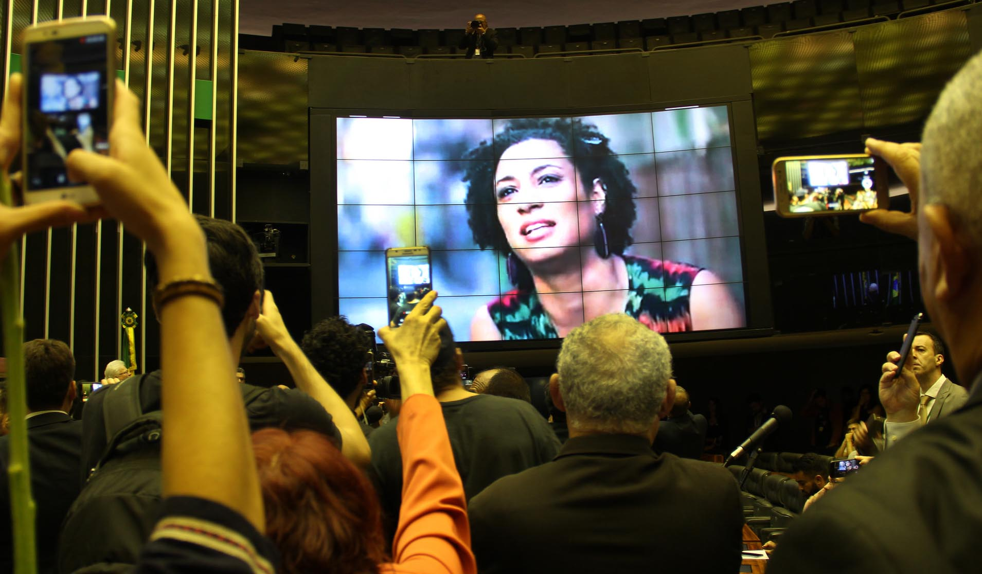 A morte de Marielle Franco e os Direitos Humanos no Brasil