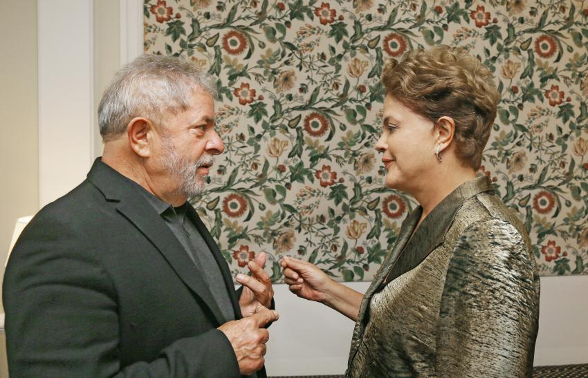 Fachin manda para Justiça do DF denúncia contra Lula e Dilma