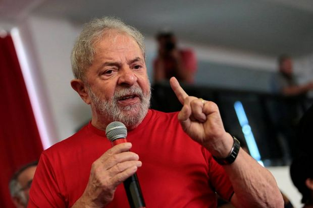 Click Paraná irá transmitir a sessão do STJ — Prisão de Lula