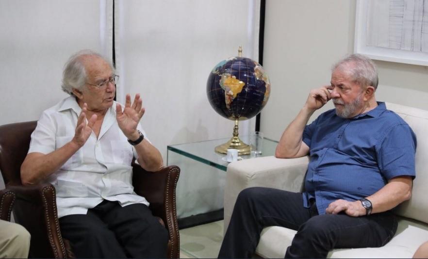 Adolfo Pérez Esquivel vai indicar Lula para Prêmio Nobel da Paz
