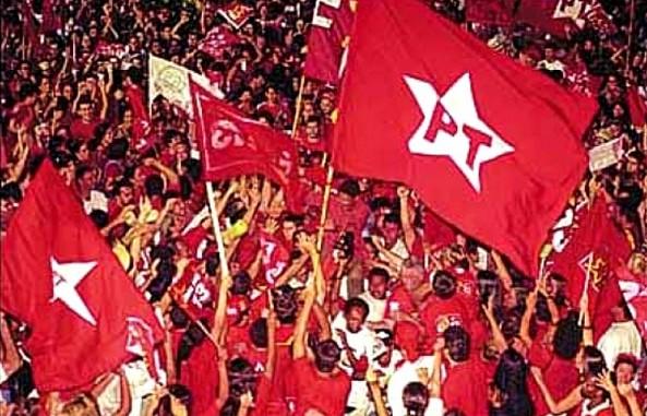 Resultado de imagem para pt é o partido preferido dos brasileiros