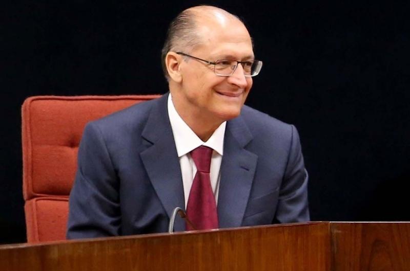 MP-SP abre inquérito contra Geraldo Alckmin por improbidade administrativa