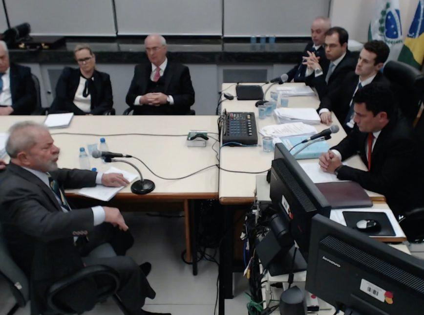 Com prisão, imagem de Lula melhora; aumenta rejeição a Moro — Ipsos
