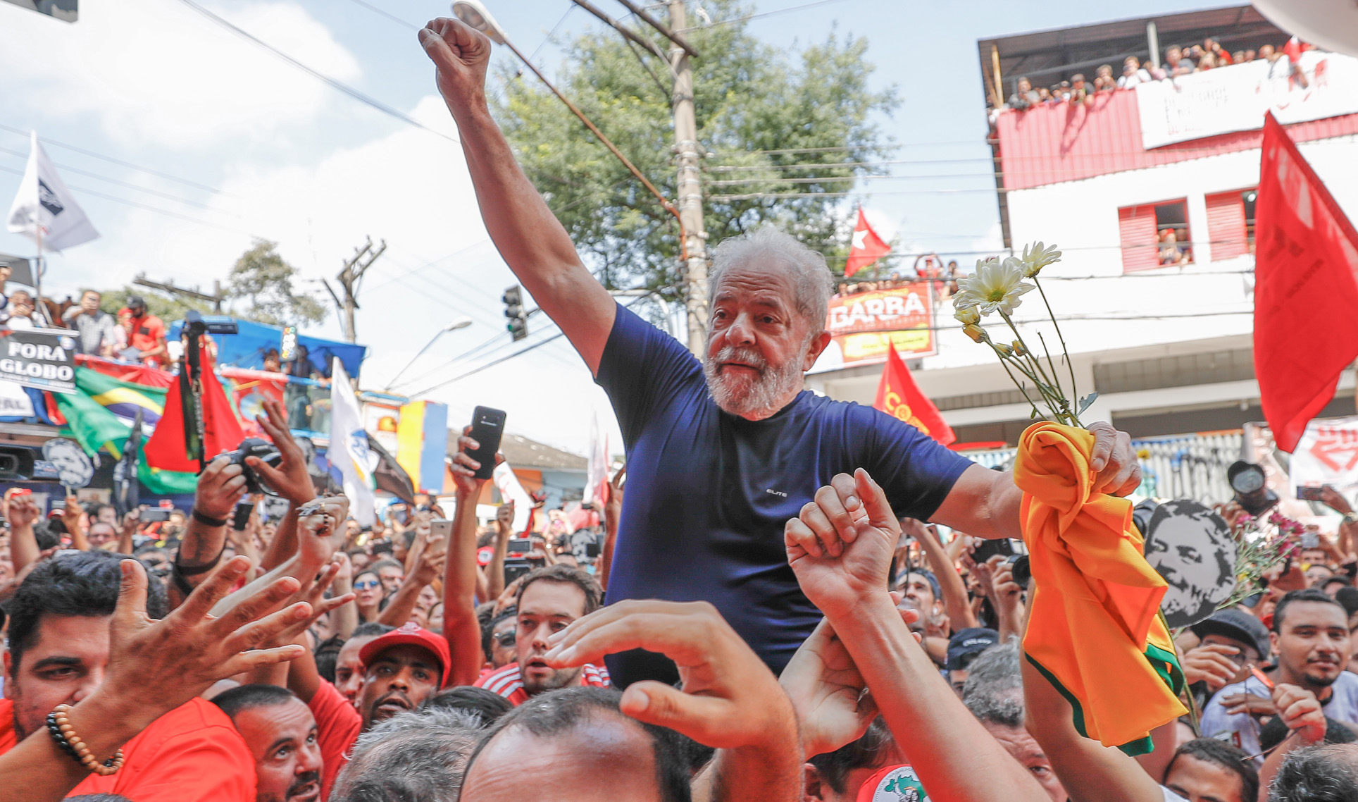 Petistas querem adotar sobrenome 'Lula' no painel de votações da Câmara