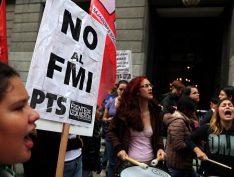 Voltar ao mundo? Argentina entre o FMI e o abismo