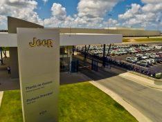 Paralisação dos caminhoneiros: Jeep suspende produção de veículos no PE