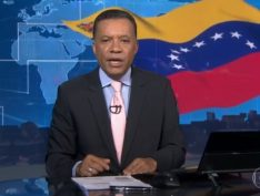 Ironia: Jornal Nacional trata eleição onde tem líder da oposição preso como fraude