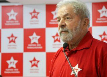 Lula diz a aliados que é contra o pedido de prisão domiciliar
