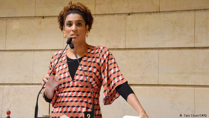 Vereadores do Rio votarão hoje projetos de Marielle Franco