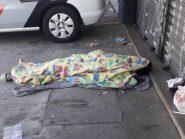Moradores de rua morrem na madrugada mais fria do ano em São Paulo