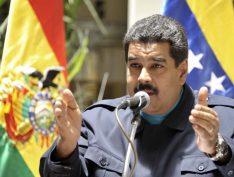 Maduro é reeleito presidente da Venezuela