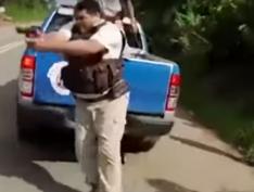 Caminhoneiros são vítimas de arma de fogo e dois homens são baleados