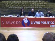 AO VIVO: Debate com pré-candidatos à presidência no Salão do Livro Político